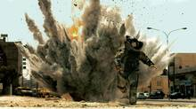 "A scene from, ""The Hurt Locker."" (Anonymous/AP)"