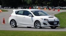2012 Mazdaspeed3 (Mazda)