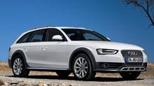 2013 Audi A4 allroad (Audi)