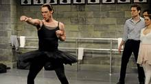 "Jim Carrey does ""Black Swan"" on ""Saturday Night Live"" (AP)"