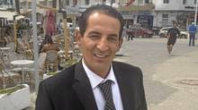 Wajdi Chortani of Enco. He is the Tunisian man who claims SNC demanded a bribe from Him (Eric Reguly/The Globe and Mail/Eric Reguly/The Globe and Mail)