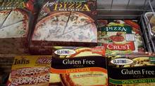 Gluten-free foods (M.L. Johnson/AP Photo/M. L. Johnson)