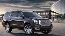 2015 GMC Yukon Denali (General Motors)