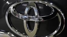 Toyota (Shizuo Kambayashi/THE ASSOCIATED PRESS)