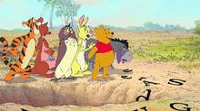 "A scene from ""Winnie the Pooh"" (handout)"