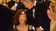 "Susan Sarandon and Richard Gere in a scene from ""Arbitrage"" (Myles Aronowitz)"