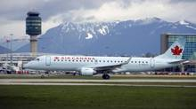 Air Canada would have owned a 40-per-cent stake in the joint venture, Virgin Group 40 per cent and an undisclosed financial partner 20 per cent, according to an industry insider. (Jeff Vinnick for The Globe and Mail)