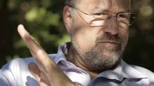 Xstrata CEO Mick Davis was rebuffed by Anglo American in 2009 when he offered the company a 'merger of equals.' (Justin Sutcliffe For The Globe and Mail)