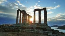 Frpm reader Tykos: The temple of Poseidon, Cape Sounion, Greece (September 2011)
