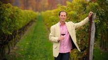 A lifelong interest in wines was formed from boyhood, when Mike Weir tried some of his grandfather's wine. The Canadian golfer started a wine label with his name after winning the Masters. (Chris Beard/Mike Weir Wine)