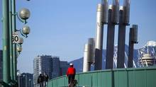A neighbourhood energy utility system in the False Creek area of Vancouver. (Ben Nelms For the Globe and Mail)