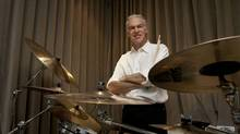 Mark Daniels is a cancer survivor who dropped everything when he learned he had cancer, and decided to focus on what made him happy. As a result he returned to his passion for drumming and co-founded Cubafiesta, a not-for-profit organization that will be holding events in Cuba and funds raised will go toward the establishment of a neo-natal service at the main hospital in Holguin. (Moe Doiron/Moe Doiron/The Globe and Mail)