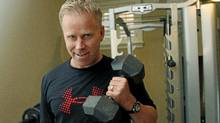 Comedian Gerry Dee (Fernando Morales/The Globe and Mail)