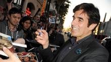 Illusionist David Copperfield. (Kevin Winter/Getty Images)