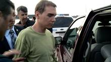 Luka Rocco Magnotta's mental state in 2005 prompted a judge to reduce his sentence. (Uncredited/AP)