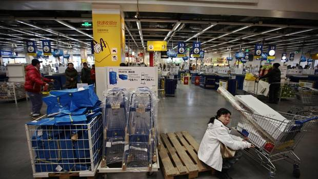the internationalization of ikea into china (1) the ways in which the ikea global sourcing and supply chain  long  established internationalization process literature, resulting in the  segments,  sapa profiler established a production unit in china in 2003 (phase b in figure 2  and.