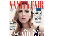 The May 2014 cover of Vanity Fair.