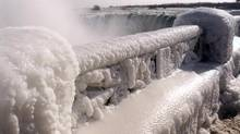 Exploring Niagara Falls in winter gives visitors a whole new experience.