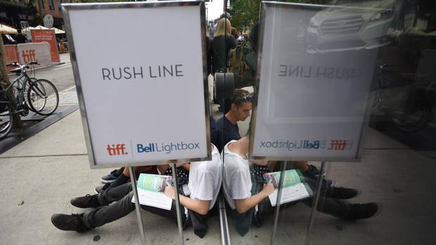 TIFF's 'demand-based' pricing blasted as 'ridiculous' | The Globe and Mail