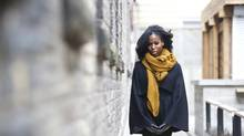 Taiye Selasi, author of Ghana Must Go. (Kevin Van Paassen/The Globe and Mail)