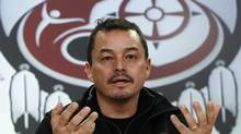 Assembly of First Nations Chief Shawn Atleo. REUTERS/Chris Wattie (CANADA - Tags: POLITICS) (CHRIS WATTIE/REUTERS)