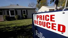 The U.S. economy and housing market are caught in a vicious circle, where the uncertainty in either further weakens the other. (David Zalubowski/AP/David Zalubowski/AP)