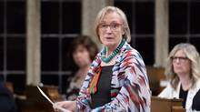 Indigenous Affairs Minister Carolyn Bennett will announce the terms of reference of the probe, and the names of the five commissioners on Wednesday. (Adrian Wyld/THE CANADIAN PRESS)