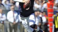 Chicago Bears quarterback Jay Cutler . (file) (Jim Prisching/AP)