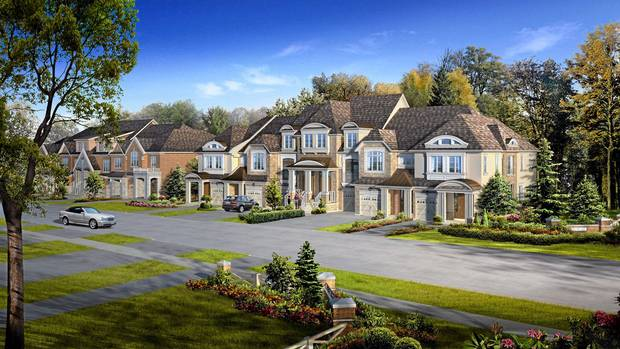 Heathwood calls richmond hill site 39 one of a kind 39 the for Richmond hill home builders