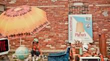 A scene at the Junction Flea market (Connie Tsang/Connie Tsang)
