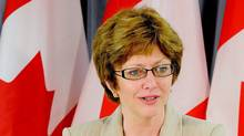 Human Resources Minister Diane Finley (Derek Oliver)