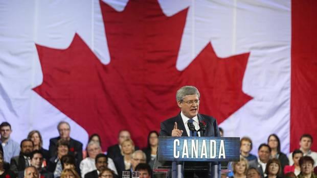 Conservative Conven Munk Debates Globe Speaks Stephen