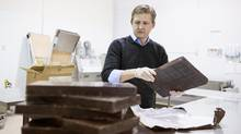 Brian Beck and investors bought Bernard Callebaut out of receivership in 2010. (Chris Bolin For The Globe and Mail)