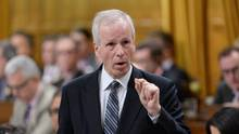 Foreign Affairs Minister Stephane Dion says the Saudis are not the only ones who need to be held to account concerning when it comes to human rights. (Adrian Wyld/THE CANADIAN PRESS)