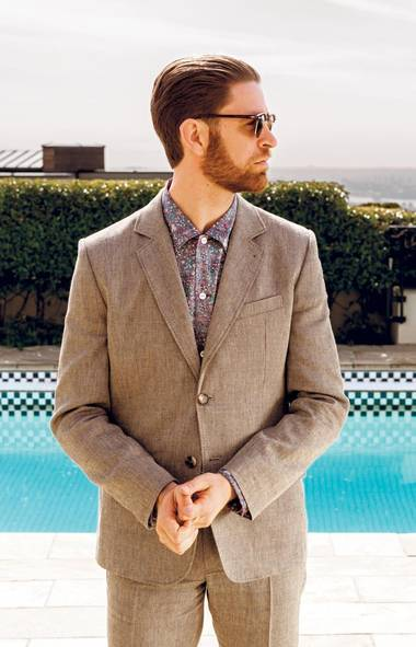 In pictures: 5 cool suits for summer work and play - The Globe and