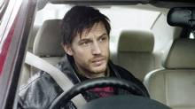 Tom Hardy is only onscreen for a single scene in London Road – though he proves once and for all that he's a master vocal manipulator. (Touchwood)