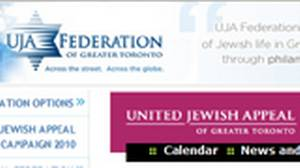 The United Jewish Appeal is accepting donations online or by calling 416-631-5705.