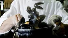 The United States has long been the primary market for PEI mussel exports. (FRANCOIS LENOIR/REUTERS)