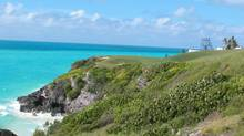 16th hole at Port Royal, Bermuda