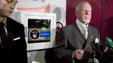 Hockey commentator Don Cherry (file photo). (Darren Calabrese/THE CANADIAN PRESS)