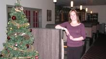 Rebecca Toogood is the owner of Garden Breeze restaurant in Moncton, New Brunswick