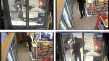 Images released on Oct. 31 as part of a months-long police investigation, dubbed Brazen 2. (TORONTO POLICE SERVICE)