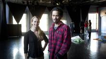 Emi Forster and Benjamin Kamino, the two new curators of Dancemakers, are introducing a different mandate for the company after 40 years of a repertory-model tradition. (<252>Kevin Van Paassen For The Globe and Mail)