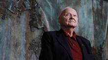 Maurice Strong, seen in April, 2012, helped start the conversation on global warming by helping organize the 1972 Stockholm Conference on the Human Environment. (Blair Gable For The Globe and Mail)