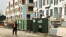 There are many things to consider before buying a home that hasn't been built yet. (Nathan Denette/THE CANADIAN PRESS)