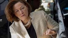A leaked copy of an Auditor-General's report exposing how former Alberta Premier Alison Redford's staff manipulated flight reservations is the latest controversy to emerge. (Jeff McIntosh/THE CANADIAN PRESS)