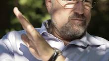 Mick Davis, CEO of Xstrata PLC, seen here in a July, 2006 photo. (Justin Sutcliffe/The Globe and Mail)