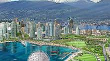 City planner believes the viaducts should be demolished before new development makes it impossible. (City of Vancouver)