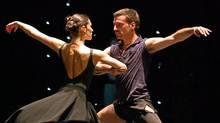 Not en pointe, but demanding for the dancers. (John CS Hall/John CS Hall)