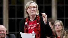 Indigenous Affairs Minister Carolyn Bennett said the government is doing everything in its power to give the inquiry the information it needs. (CHRIS WATTIE/REUTERS)